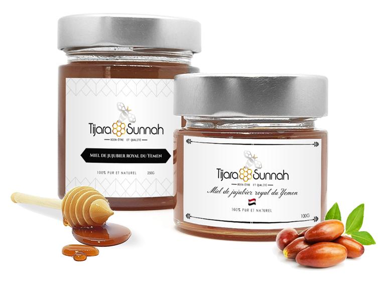 Produit miel du Jujubier Royal du Yemen